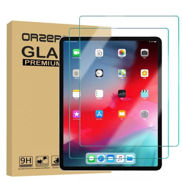 Orzero iPad Pro Temperli Cam Ekran Koruyucu (11 inç) (2 Adet)
