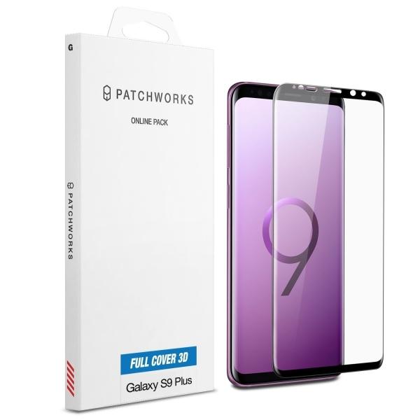 PATCHWORKS Samsung Galaxy S9 Plus Cam Ekran Koruyucu