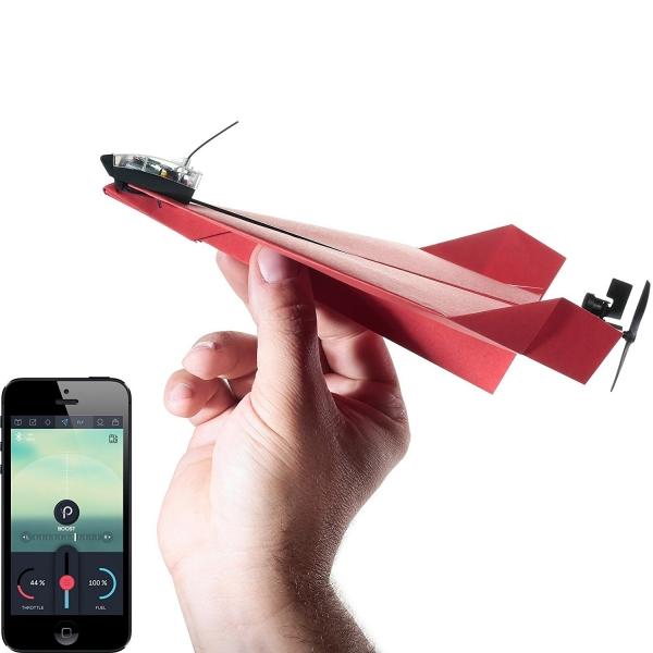 POWERUP 3.0 Akıllı Telefon Kontrollü Kağıt Uçak