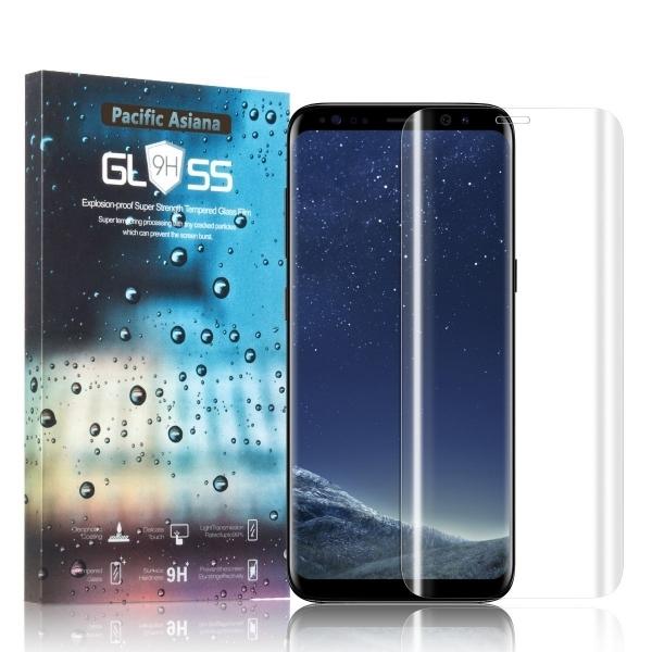 Pacific Asiana Samsung Galaxy S8 Balistik Temperli Cam Ekran Koruyucu