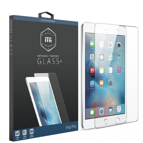Patchworks iPad Pro 12.9 inç Temperli Cam Ekran Koruyucu