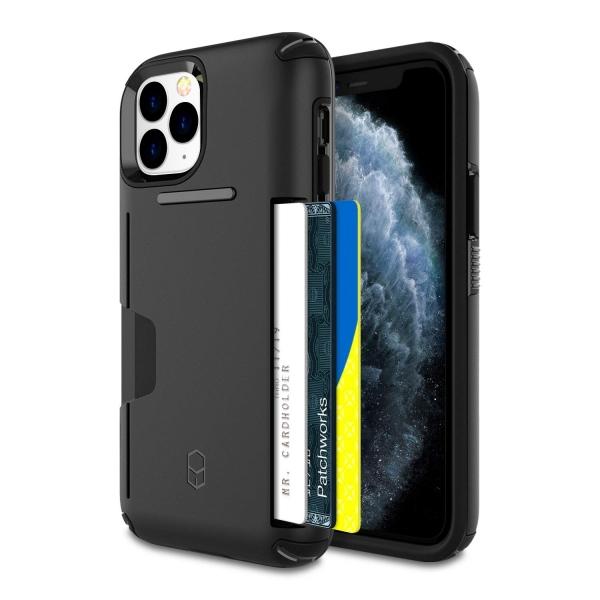 Patchworks Apple iPhone 11 Pro Max Level Cüzdan Kılıf (MIL-STD-810G)