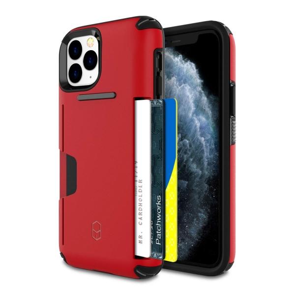 Patchworks Apple iPhone 11 Pro Level Cüzdan Kılıf (MIL-STD-810G)