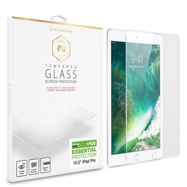 Patchworks iPad Pro Temperli Cam Ekran Koruyucu (10.5 inç)