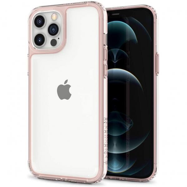 Patchworks iPhone 12 Pro Max Lumina Serisi Kılıf (MIL-STD-810G)