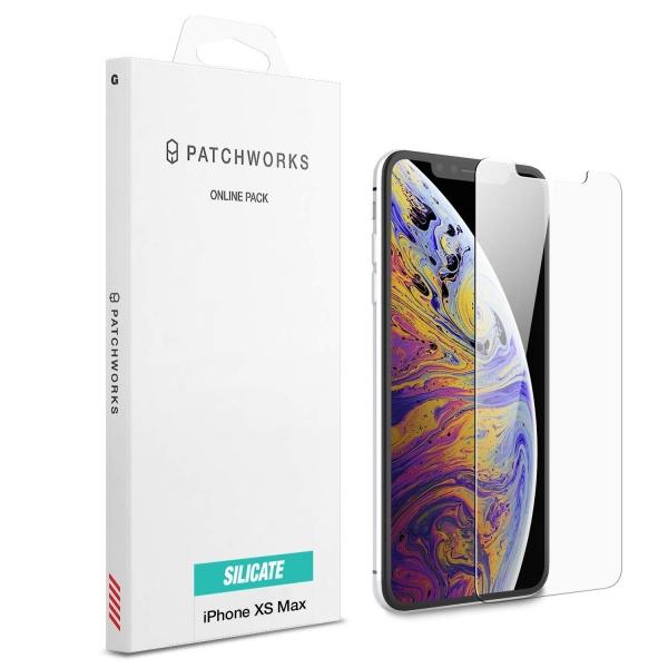 Patchworks iPhone XS Max ITG Temperli Cam Ekran Koruyucu