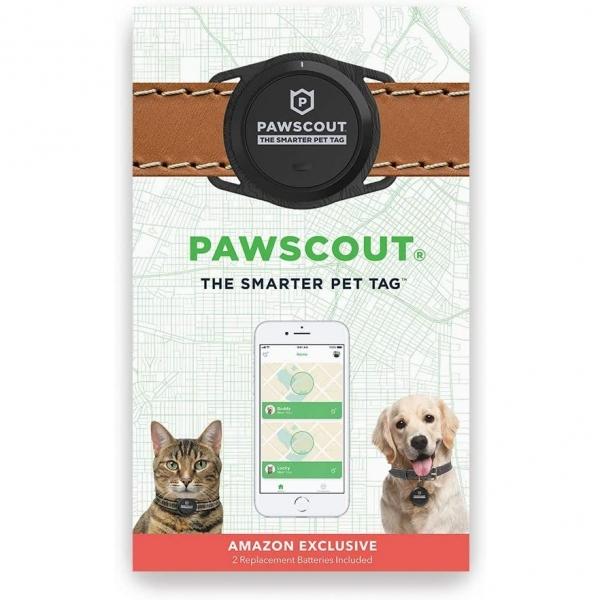 Pawscout  Akıllı Evcil Hayvan Künyesi