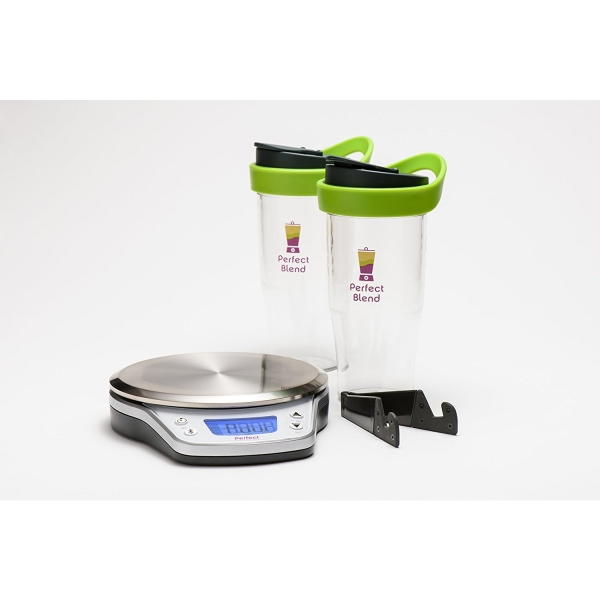 Perfect blend pro ak ll blender for Perfect blend pro scale