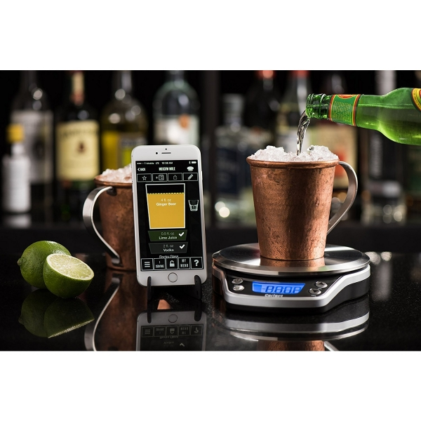 Perfect drink pro kokteyl in ak ll l ek for Perfect drink bluetooth scale
