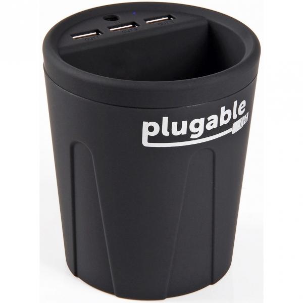 Plugable Technologies USB Akıllı Araç Şarjı