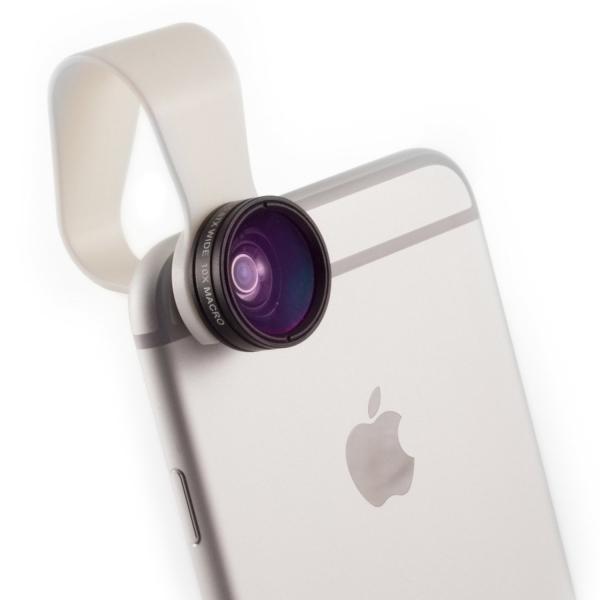 Pocket Lens Makro ve Geniş Açılı Lens