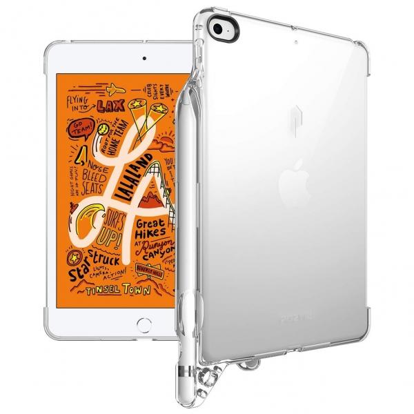 Poetic Apple iPad Mini 5 Lumos Serisi Şeffaf Kılıf