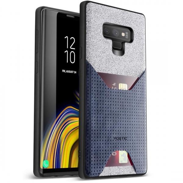Poetic Galaxy Note 9 Kartlıklı Kılıf