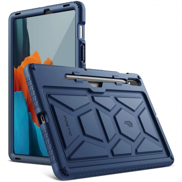 Poetic Galaxy Tab S7 TurtleSkin Serisi Kılıf (11 inç)