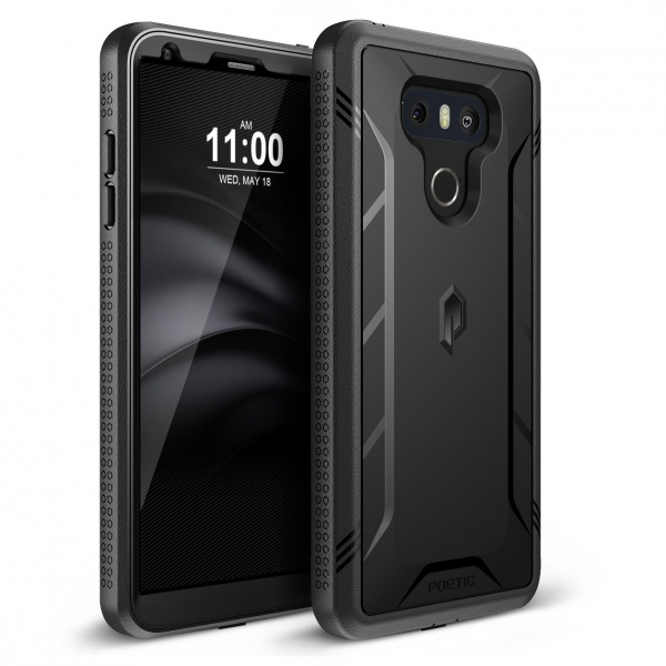Poetic LG G6 Duty Protection Hybrid Kılıf