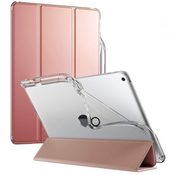 Poetic iPad Lumos X Serisi Kalem Bölmeli Kılıf (10.2 inç)
