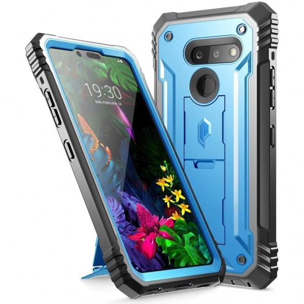 Poetic LG G8 ThinQ Revolution Serisi Kılıf (MIL-STD-810G)