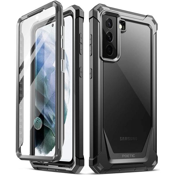 Poetic Samsung Galaxy S21 Plus Guardian Serisi Kılıf (MIL-STD 810G)