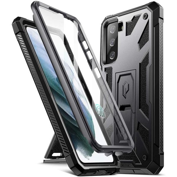 Poetic Samsung Galaxy S21 Spartan Kılıf (MIL-STD-810G)