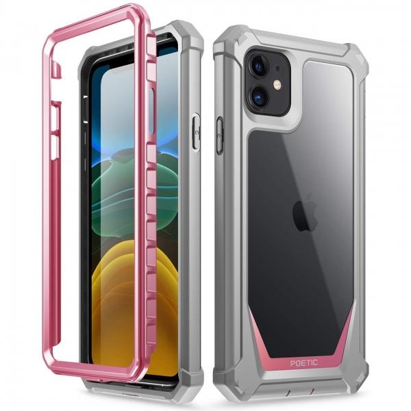 Poetic iPhone 11 Guardian Serisi Kılıf (MIL-STD 810G)