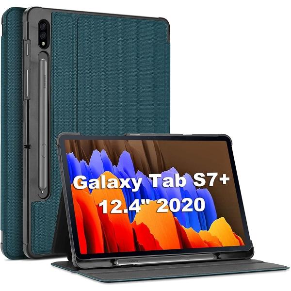 ProCase Galaxy Tab S7 Plus Folio Kılıf (12.4 inç)