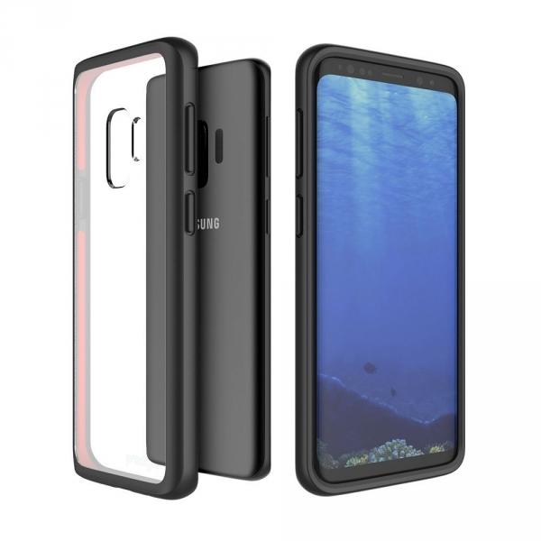 Prodigee Samsung Galaxy S9 Plus Safetee Bumper Kılıf (MIL-STD-810G)