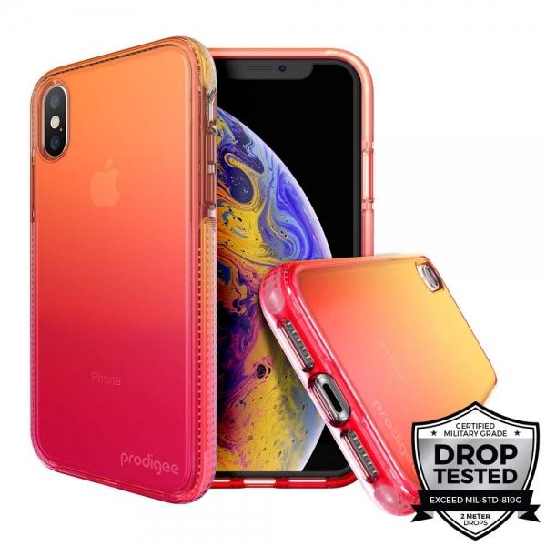 Prodigee iPhone X/ XS Safetee Flow Kılıf (MIL-STD-810G)