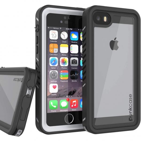 Punkcase Apple iPhone 5S Su Geçirmez Kılıf