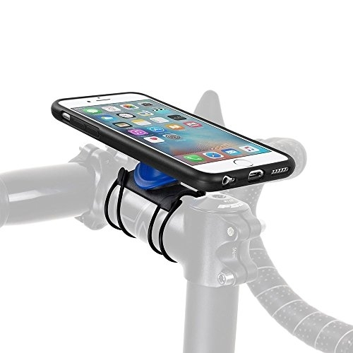QUAD LOCK Apple iPhone 6 / 6S Bisiklet Seti (Bisiklet İçin Tutucu, Kılıf ve Kapak)