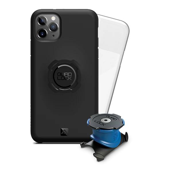 Quad Lock Apple iPhone 11 Pro Max Bisiklet Seti