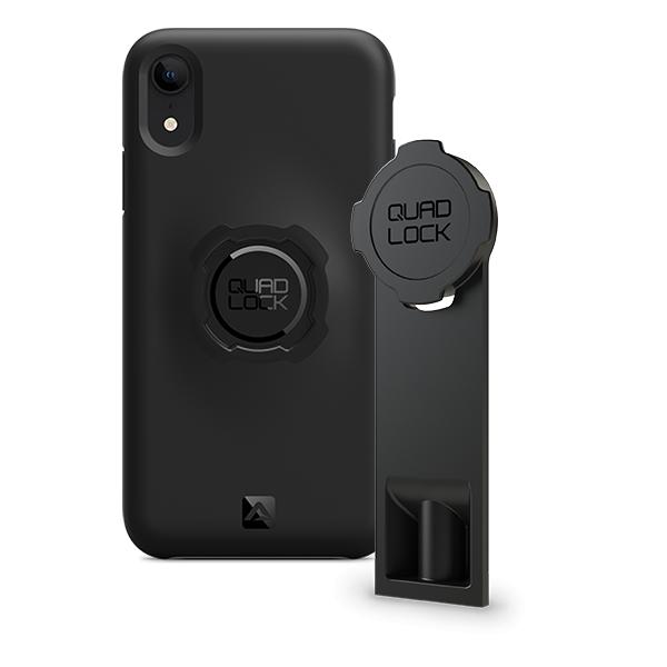Quad Lock Apple iPhone XR Tripod Seti