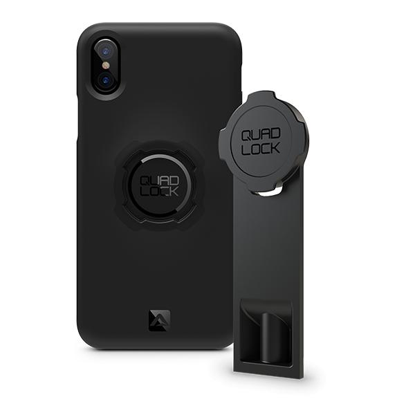Quad Lock Apple iPhone XS Max Tripod Seti