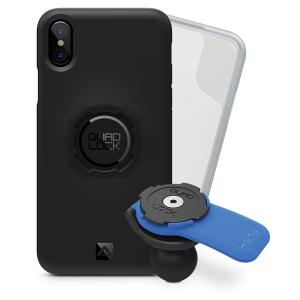 Quad Lock Apple iPhone XS Max Motosiklet Seti