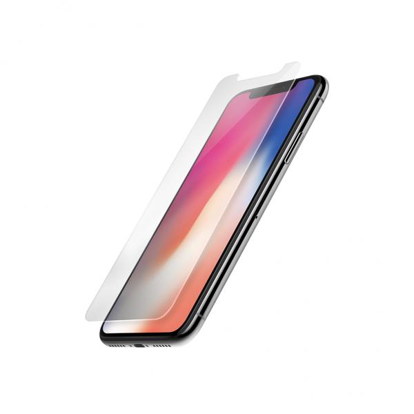 Quad Lock Apple iPhone XS / X Temperli Cam Ekran Koruyucu