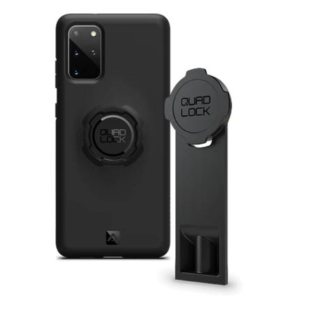 Quad Lock Samsung Galaxy S20 Plus Tripod Seti