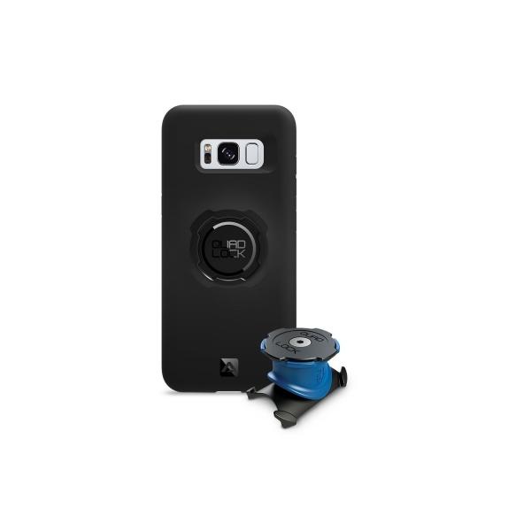 Quad Lock  Samsung Galaxy S8 Bisiklet İçin Tutucu/Kılıf