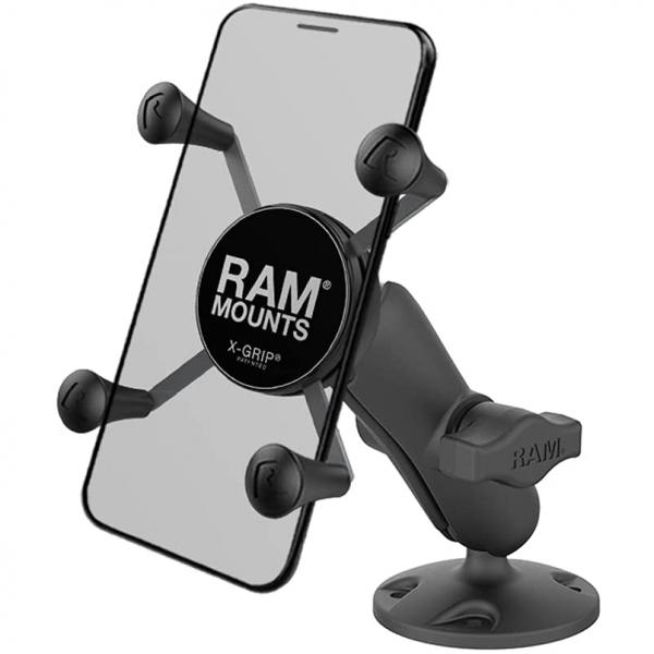 RAM X-Grip Düz Yüzey İçin Telefon Tutucu