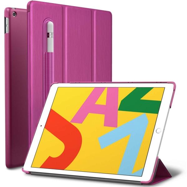 ROARTZ iPad Kalem Bölmeli Kılıf (10.2 inç) (7.Nesil)