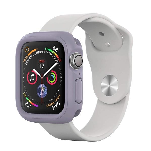 RhinoShield Apple Watch Series 4 Bumper Kılıf (40mm) (MIL-STD-810G)