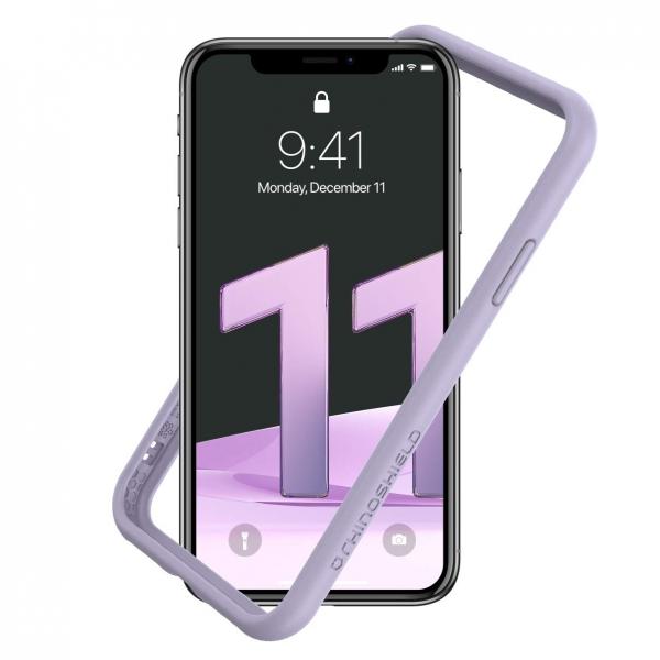 RhinoShield iPhone 11 CrashGuard NX Bumper Kılıf (MIL-STD-810G)