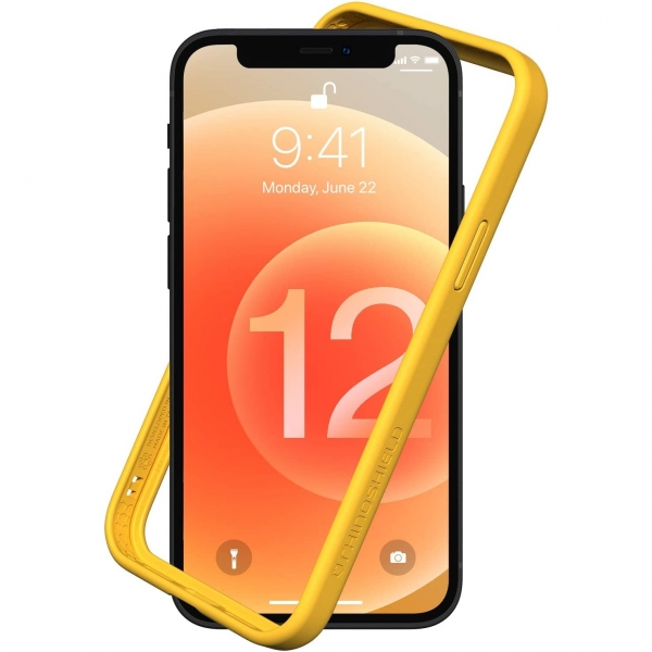 RhinoShield iPhone 12 CrashGuard NX Bumper Kılıf (MIL-STD-810G)