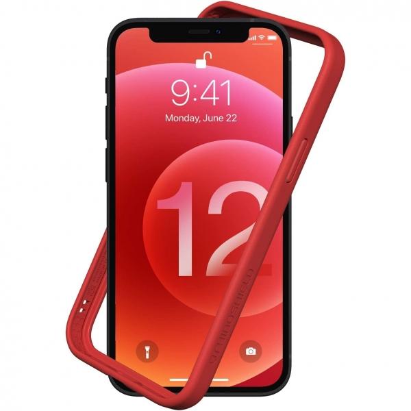 RhinoShield iPhone 12 Pro Max CrashGuard NX Bumper Kılıf (MIL-STD-810G)