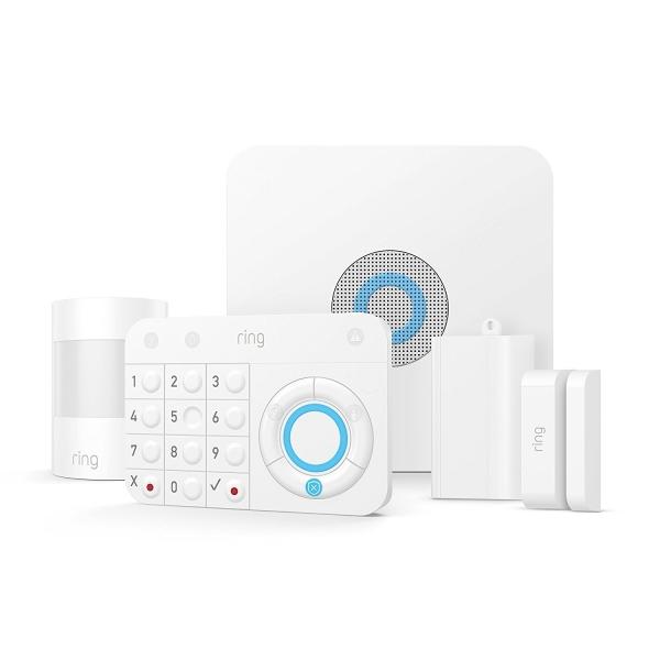 Ring Akıllı Ev Güvenlik Sistemi