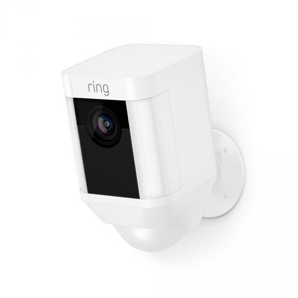 Ring Spot Işıklı Güvenlik Kamerası