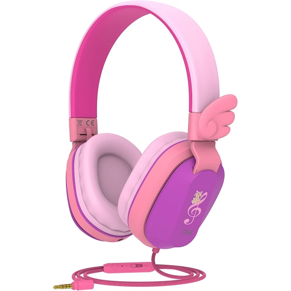 Riwbox CS6 Çocuk İçin Kulak Üstü Kulaklık