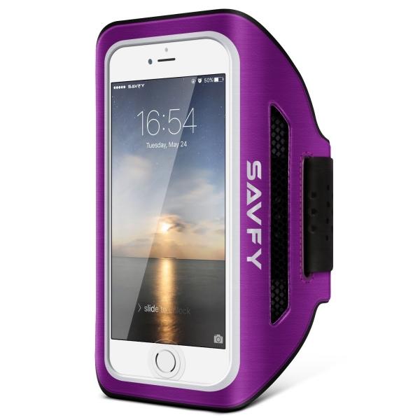 SAVFY iPhone 8 Koşu Kol Bandı