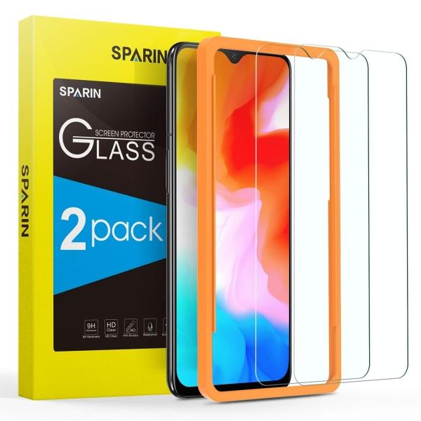 SPARIN OnePlus 6T Temperli Cam Ekran Korucu (2 Adet)