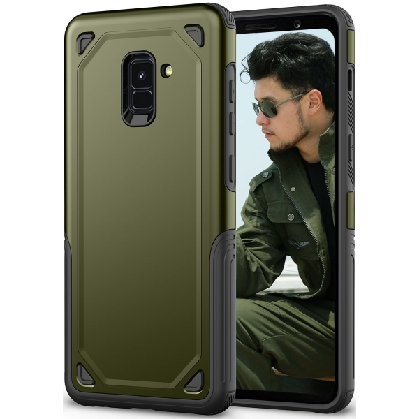 SUNGUY Samsung Galaxy A8 Armor Kılıf