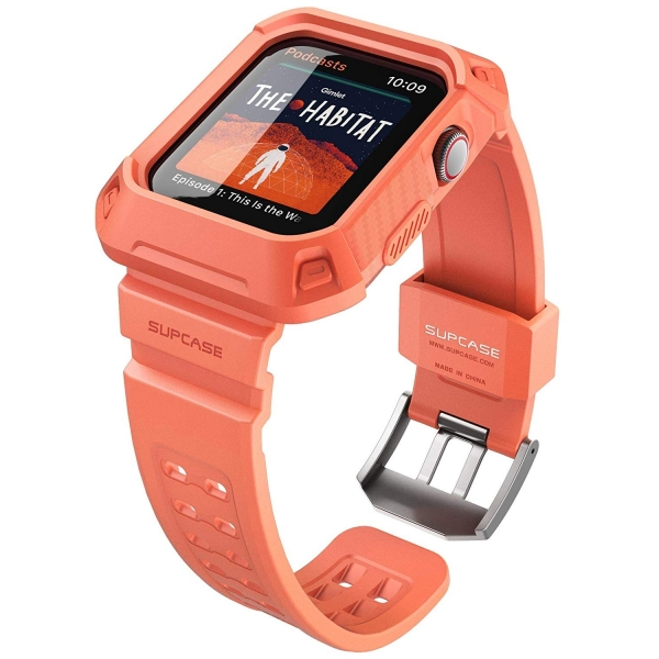 SUPCASE Apple Watch 4 Unicorn Beetle Pro Kılıf (44mm)