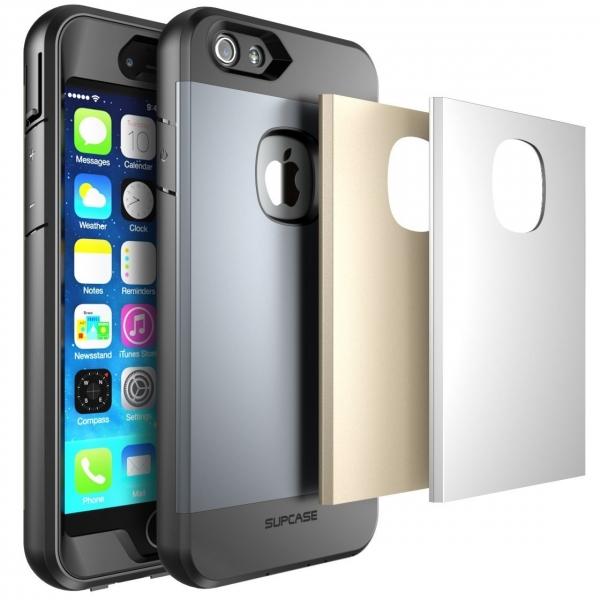 SUPCASE iPhone 6 Plus / 6S Plus Heavy Duty Kılıf (3 Adet)